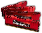 ram gskill f3 14900cl9q 16gbzl 16gb 4x4gb ddr3 pc3 14900 1866mhz ripjawsz quad channel kit photo