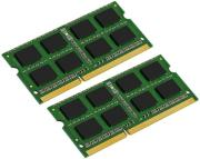 kingston kta mb1600lk2 8g 8gb kit 2x4gb 1600mhz lv sodimm 135v photo