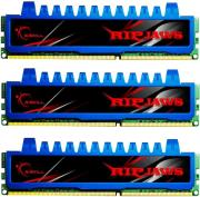 ram gskill f3 12800cl8t 12gbrm 12gb 3x4gb ddr3 1600mhz ripjaws triple channel kit photo