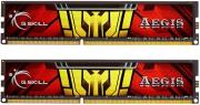 ram gskill f3 1333c9d 16gis 16gb 2x8gb ddr3 1333mhz aegis dual channel kit photo
