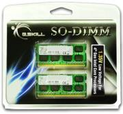 ram gskill f3 1600c9d 8gsl 8gb 2x4gb so dimm ddr3 1600mhz standard dual channel kit photo