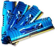 ram gskill f3 2133c10q 32gzm 32gb 4x8gb ddr3 2133mhz ripjawsz quad channel kit photo