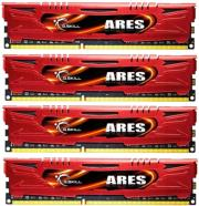 ram gskill f3 2133c11q 32gar 32gb 4x8gb ddr3 2133mhz ares lp quad channel kit photo