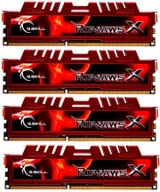 ram gskill f3 2133c9q 16gxl 16gb 4x4gb ddr3 2133mhz ripjawsx quad channel kit photo
