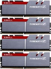 ram gskill f4 3200c16q 16gtzb 16gb 4x4gb ddr4 3200mhz trident z quad channel kit photo