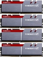 ram gskill f4 3600c17q 16gtz 16gb 4x4gb ddr4 3600mhz trident z quad channel kit photo