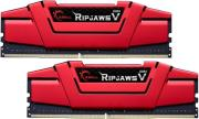 ram gskill f4 2666c15d 32gvr 32gb 2x16gb ddr4 2666mhz ripjaws v dual channel kit photo