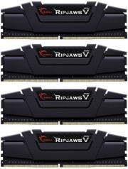 ram gskill f4 3200c16q 32gvkb 32gb 4x8gb ddr4 3200mhz ripjaws v dual channel kit photo