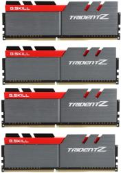 ram gskill f4 3400c16q 32gtz 32gb 4x8gb ddr4 3400mhz trident z dual channel kit photo