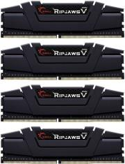 ram gskill f4 3400c16q 32gvk 32gb 4x8gb ddr4 3400mhz ripjaws v quad channel kit photo