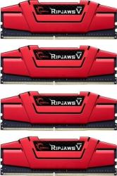 ram gskill f4 3000c15q 64gvr 64gb 4x16gb ddr4 3000mhz ripjaws v quad channel kit photo