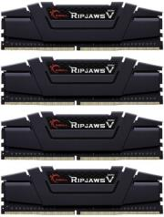 ram gskill f4 3200c16q 64gvk 64gb 4x16gb ddr4 3200mhz ripjaws v quad channel kit photo