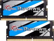ram gskill f4 2133c15d 16grs 16gb 2x8gb so dimm ddr4 2133mhz ripjaws dual channel kit photo
