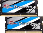 ram gskill f4 2666c18d 16grs 16gb 2x8gb so dimm ddr4 2666mhz ripjaws dual channel kit photo