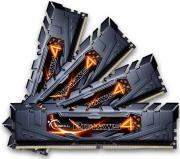 ram gskill f4 3000c15q 32grk 32gb 4x8gb ddr4 3000mhz ripjaws 4 quad channel kit photo