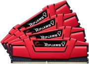 ram gskill f4 3200c15q 32gvr 32gb 4x8gb ddr4 3200mhz ripjaws v quad channel kit photo
