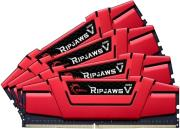 ram gskill f4 3466c16q 32gvr 32gb 4x8gb ddr4 3466mhz ripjaws v quad channel kit photo
