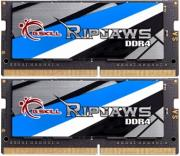ram gskill f4 2800c18d 16grs 16gb 2x8gb so dimm ddr4 2800mhz ripjaws dual channel kit photo