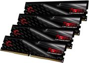 ram gskill f4 2133c15q 64gft 64gb 4x16gb ddr4 2133mhz fortis for amd dual channel kit photo