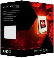 cpu amd fx 8320 35ghz 8 core box photo