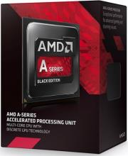 cpu amd a8 7650k 330ghz box with low noise fan photo