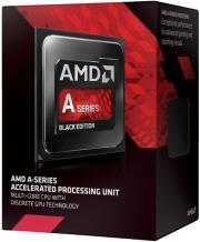 cpu amd a10 7870k 390ghz box with low noise fan photo