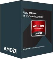 cpu amd athlon x4 860k 370ghz box with low noise fan photo