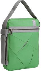 caselogic ula 110 100 urban notebook messenger attache green photo