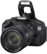 canon eos 600d ef s 18 135 is photo
