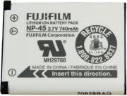 fujifilm np 45 rechargable battery photo