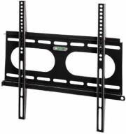 hama 11757 lcd plasma next light tv wall mount vesa 400 black photo