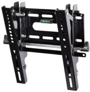 hama 84425 lcd plasma led next light wall bracket tilt vesa 200 black photo