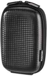 hama 23139 camera bag hardcase carbon style 60 h black photo