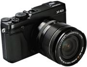 fujifilm finepix x e2 black photo