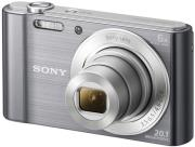 sony cybershot dsc w810 silver photo