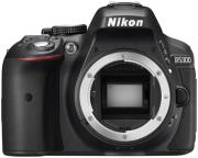 nikon d5300 body black photo