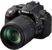 nikon d5300 af s dx 18 105 vr kit black photo