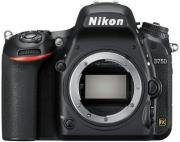 nikon d750 body black photo