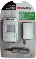 braun fuji kodak casio charger photo