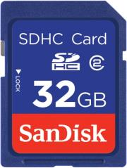 sandisk 32gb secure digital high capacity class 4 sdsdb 032g b35 photo