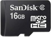 sandisk 16gb micro sd high capacity class 4 sdsdqm 016g b35 photo