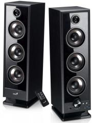 genius sp hf2020 v2 hi fi digital wooden speakers photo