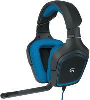logitech g430 71 surround sound gaming headset photo