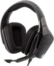 LOGITECH G633 ARTEMIS SPECTRUM RGB 7.1 SURROUND SOUND GAMING HEADSET υπολογιστές   ηχεία   μικρόφωνα