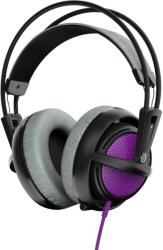 steelseries siberia 200 gaming headset sakura purple photo