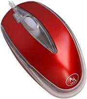 a4tech a4 op 3dm 1 3d optical wheel mouse ps 2 red photo