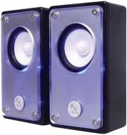 a4tech a4 au 100 2 20 usb speakers black photo