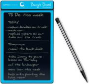 boogie board 85 lcd writing tablet blue photo