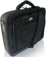 natec lc all b 154 alligator 156 laptop carry bag black photo