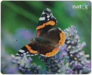 natec npf 0383 photo mousepad butterfly photo